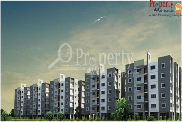 Buy Residential Apartment For Sale In Hyderabad at Vasathi Navya block -B