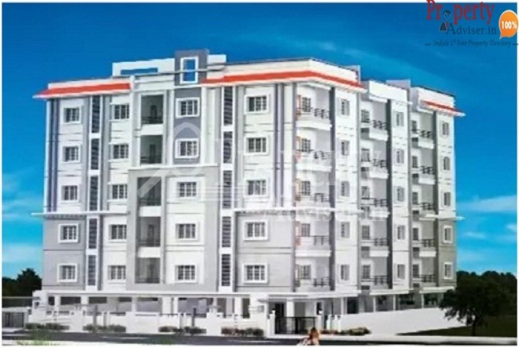 Buy Residential Apartment For Sale In Hyderabad  VSP Poojitha Pride