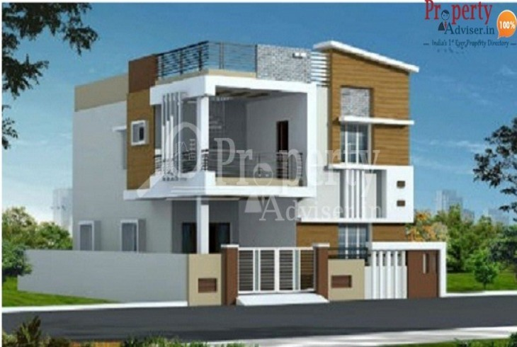 Buy Residential Villa For Sale In Hyderabad Lake Spring At Beeramguda