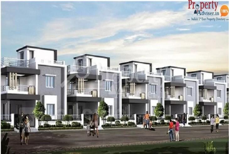 Buy Residential Villa For Sale In Hyderabad Durga Homes Phase II Ameenpur