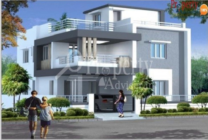 Buy Residential villa for Sale In Hyderabad Durga homes phase 2