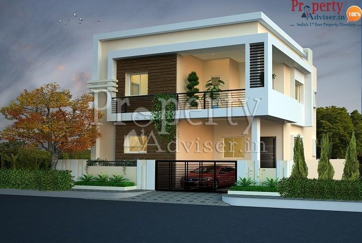 Buy Residential Villa For Sale In Hyderabad Square Morton Villas