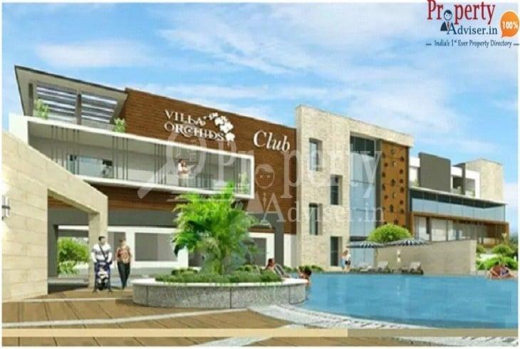 Buy Residential Villa For Sale In Hyderabad Villa Orchids
