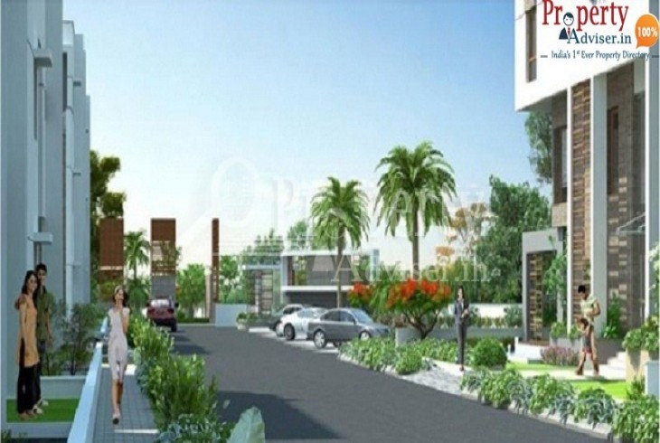 Buy Residential Villa For Sale In Hyderabad  Spring Valley Manikonda