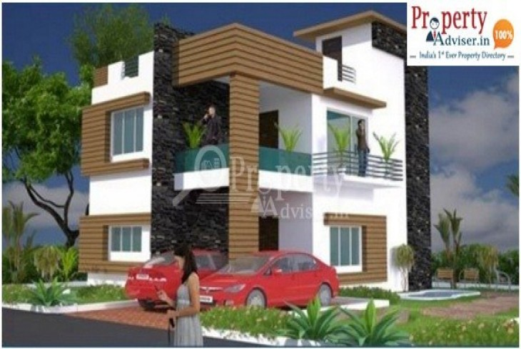 Buy Residential Villas For Sale In Hyderabad At Bowrampet