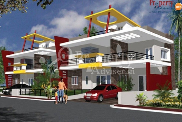 Buy Residential Villa For Sale In Hyderabad - Samskruthi Springdale