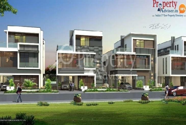 Buy Residential Villas In Hyderabad At Nanakramguda