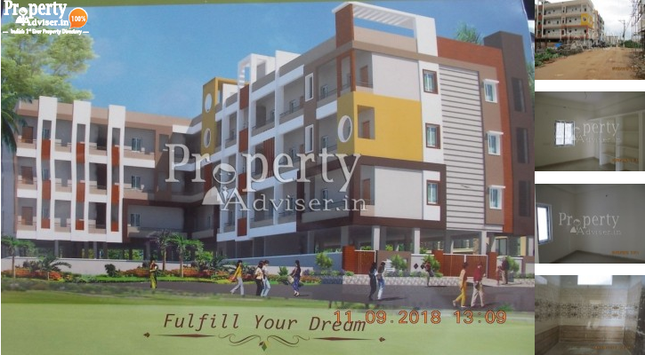 CHR EMR Constructions in Beeramguda updated on 06-Sep-2019 with current status