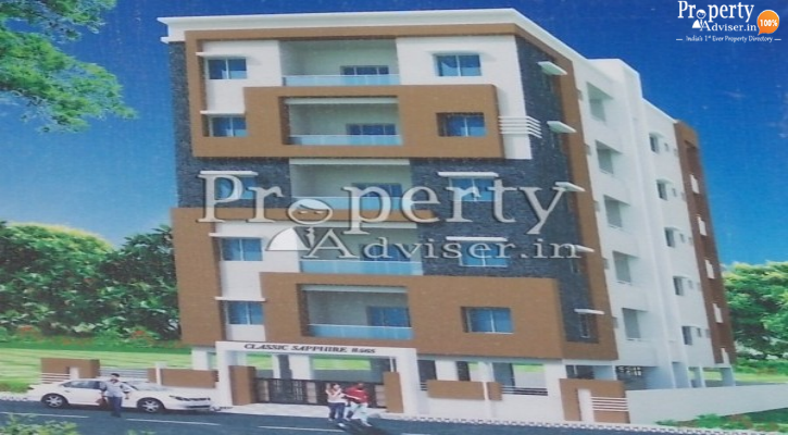 Classic Sapphire Apartment Got a New update on 08-May-2019