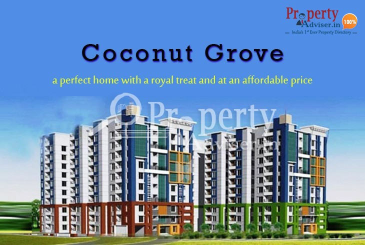 Coconut Grove A Luxurious Apartment for Sale at Miyapur, Hyderabad