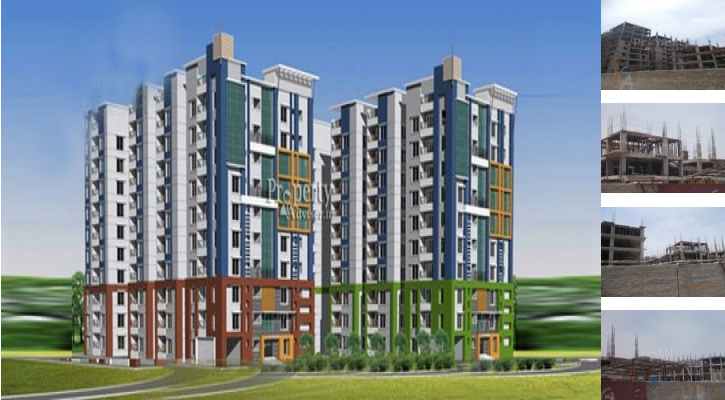 Coconut Grove Phase - 2 in Miyapur updated on 07-May-2019 with current status