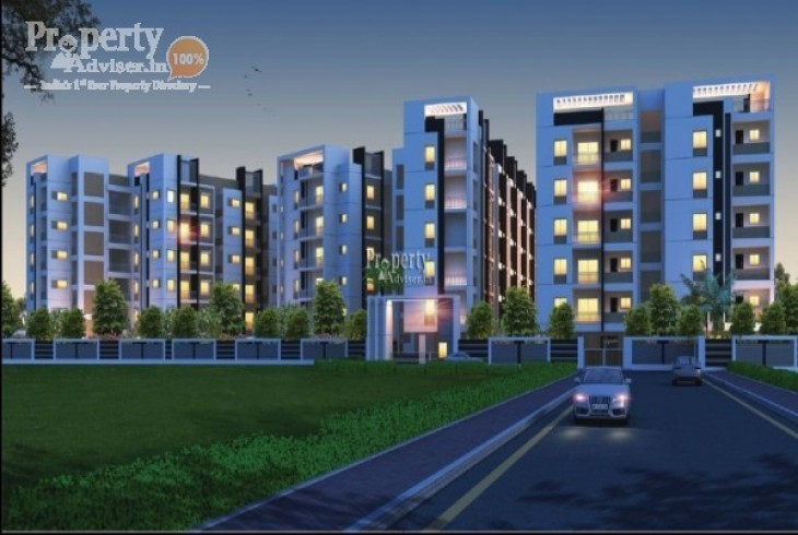 Concrete Vivanta in Madinaguda updated on 20-Jul-2019 with current status