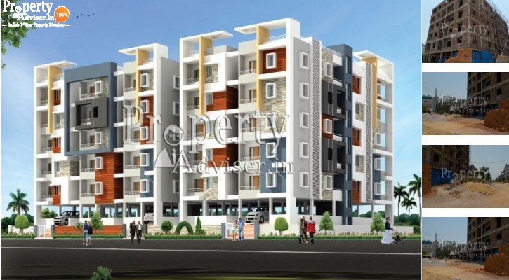 Cyber Nest-1 in Nallagandla updated on 14-May-2019 with current status