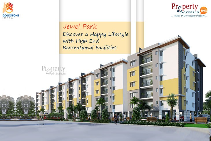 Discover a Happy Lifestyle at Jewel Park with High End Recreational Facilities