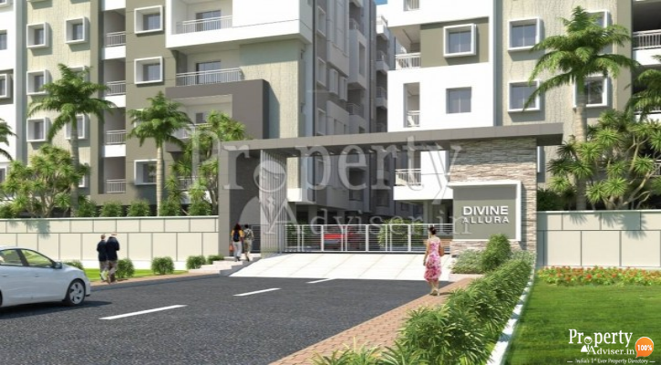 Divine Allura Block E Apartment Got a New update on 08-Aug-2019
