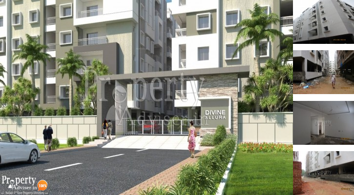 Divine Allura Block E in Chanda Nagar updated on 27-May-2019 with current status