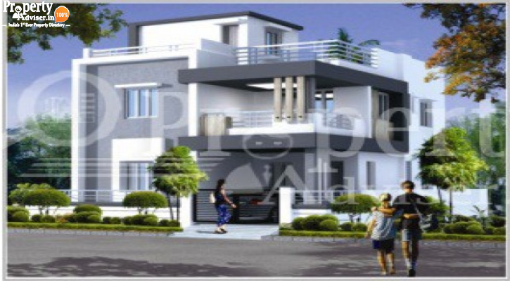 Durga Homes Phase II in Ameenpur updated on 07-Aug-2019 with current status