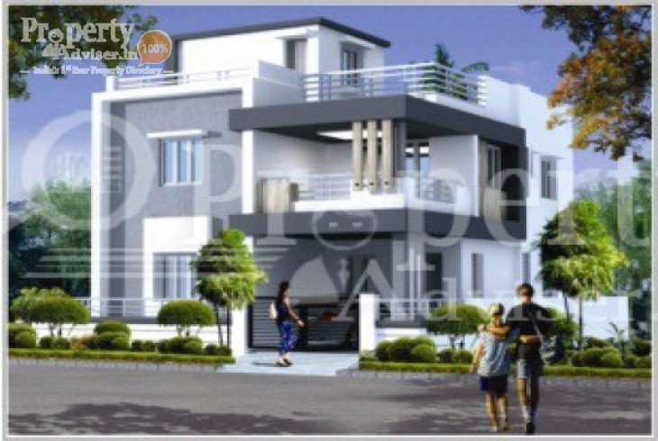 Durga Homes Phase II in Ameenpur updated on 11-Jul-2019 with current status