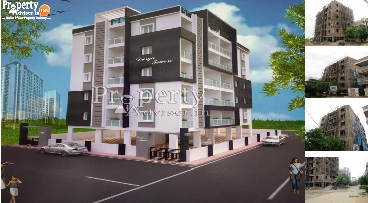 Durga Towers in Kondapur updated on 06-Jun-2019 with current status