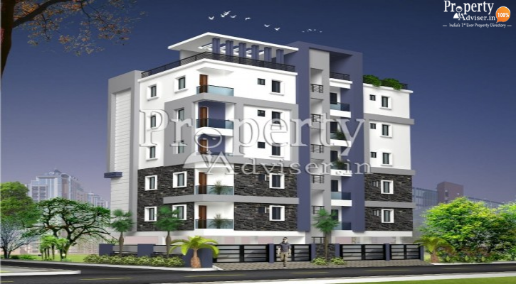 EGA Nest Apartment in Manikonda - 2888