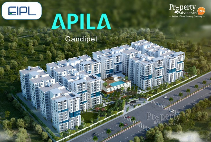 EIPL Apila Apartment for Sale in Gandipet