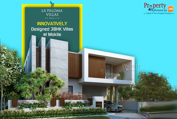EIPL La Paloma Villas in Mokila with Historical Construction Updates