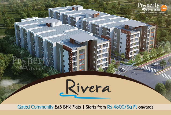 EIPL Rivera- Flats for Sale in Narsingi