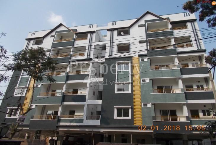 Flats for Sale at Poojitha Nexos Residential Apartment at Madinaguda Hyderabad