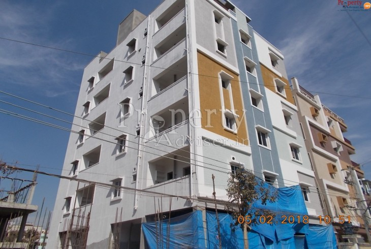 Flats for Sale at Sambashiva Rao Apartment at KPHB Colony Hyderabad