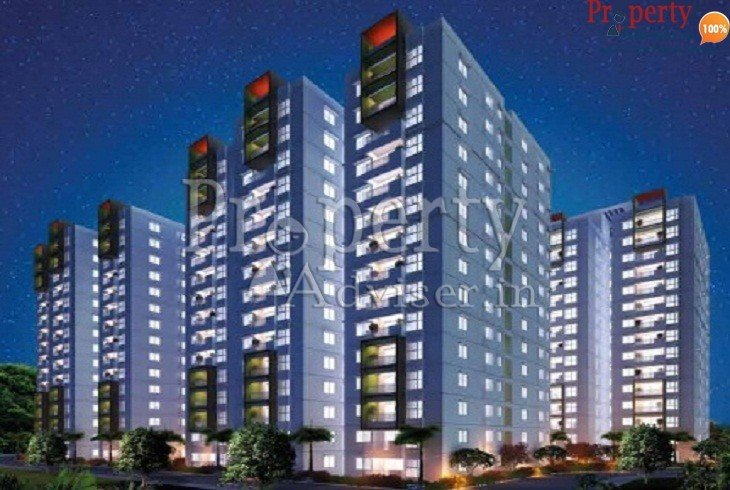 Flats for sale in Nallagandla Hyderabad with new health clinic