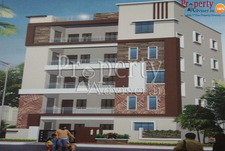 flats for sale in Nischels Sunrise Block A at Sanath Nagar Hyderabad