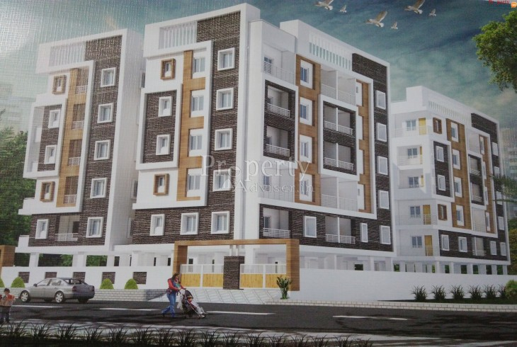 Flats for sale in Sahasra Infra apartment at Suchitra Junction Hyderabad