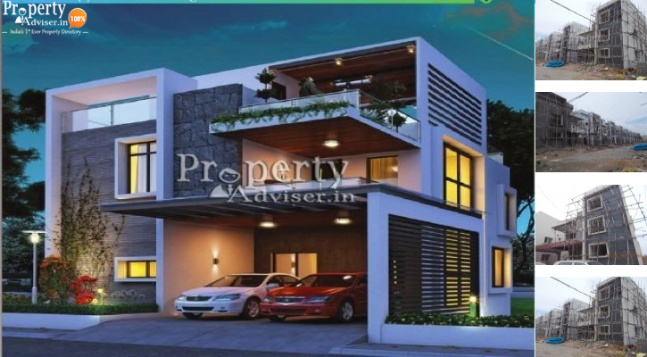 Gardenia Florence in Narsingi updated on 29-May-2019 with current status