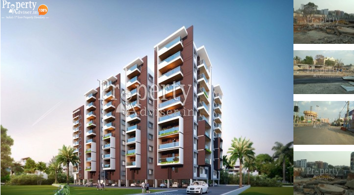 Gayatri Towers Apartment for sale in Nizampet - 2730