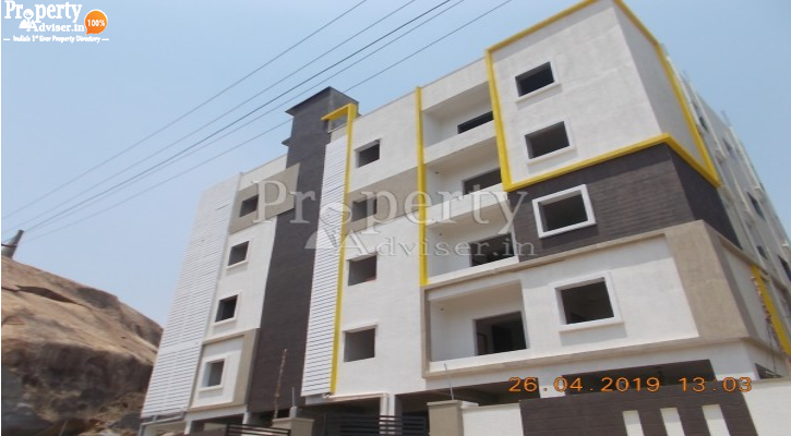 Gokul Residency in Gajularamaram updated on 29-Apr-2019 with current status
