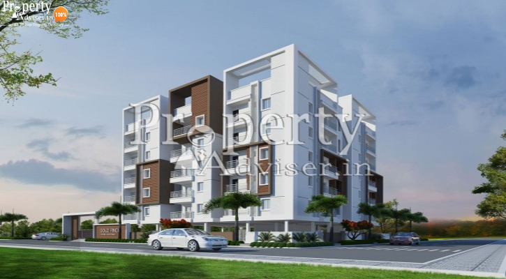 Gold Finch Apartment for sale in Puppalaguda - 2759