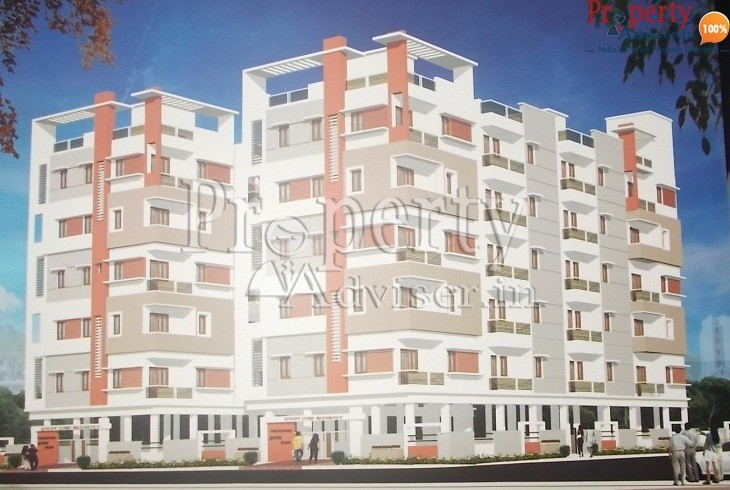 Goldy Crop 2 Residential Apartment  Hyderabad Elevation painting work completed