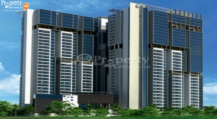 Golf Edge Residences in Nanakramguda updated on 16-May-2019 with current status