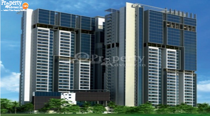 Golf Edge Residences in Nanakramguda updated on 19-Aug-2019 with current status