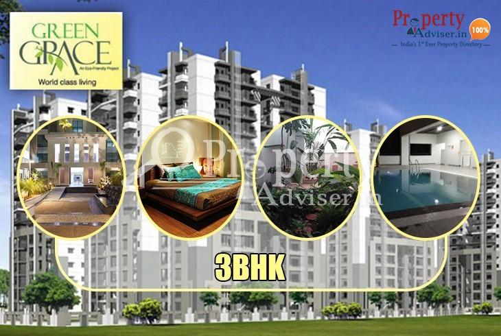 Green Grace Aurora Block Apartment at Nanakramguda with Eco Friendly Living