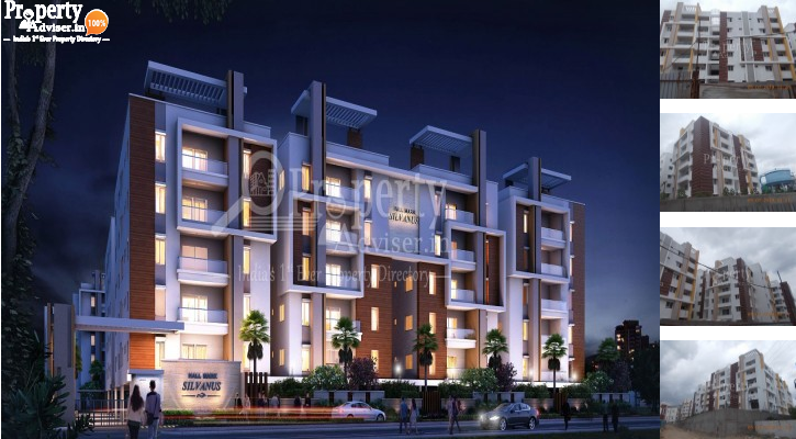 Hallmark Silvanus  Apartment Got a New update on 15-Jun-2019