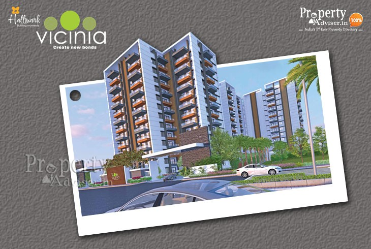 Hallmark Vicinia Apartments Elite Family Excellence With Superb Views