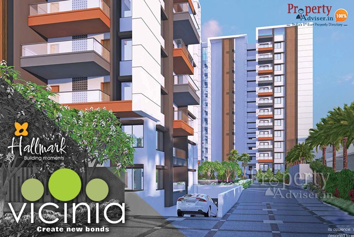 Hallmark Vicinia - Gated Community Apartment For Sale In Narsingi