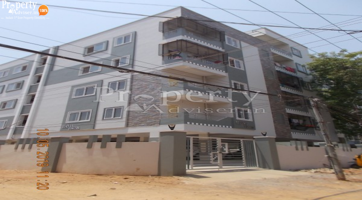 Hansa Towers in Bowenpally updated on 14-May-2019 with current status