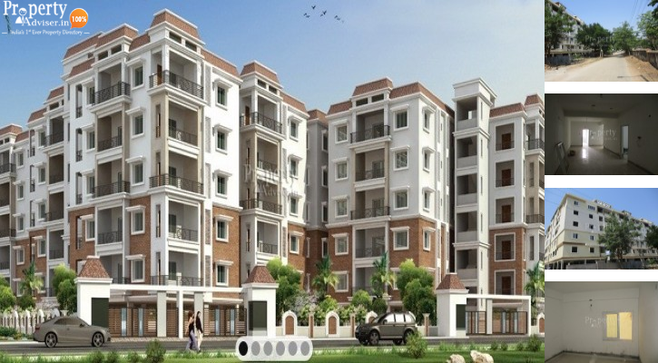 Happy Homes Signature Towers in Tarnaka updated on 27-Apr-2019 with current status