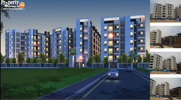 Homes for sale at Concrete Vivanta in Madinaguda - 2907