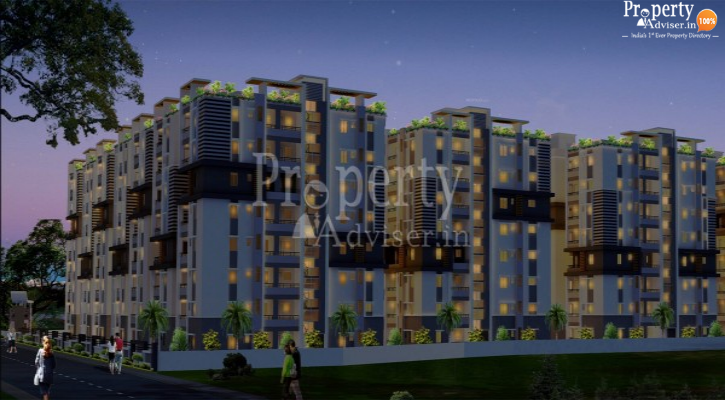 Homes for sale at Durga County Block C in Madinaguda - 1131