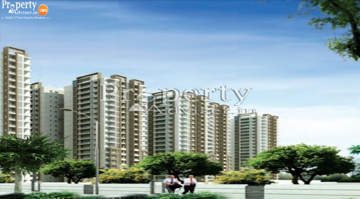 Homes for sale at Rainbow Vistas - Sapphire in Kukatpally - 2904