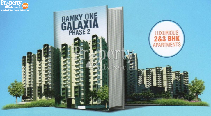 Homes for sale at Ramky one Galaxia Phase-2 in Nallagandla - 2758