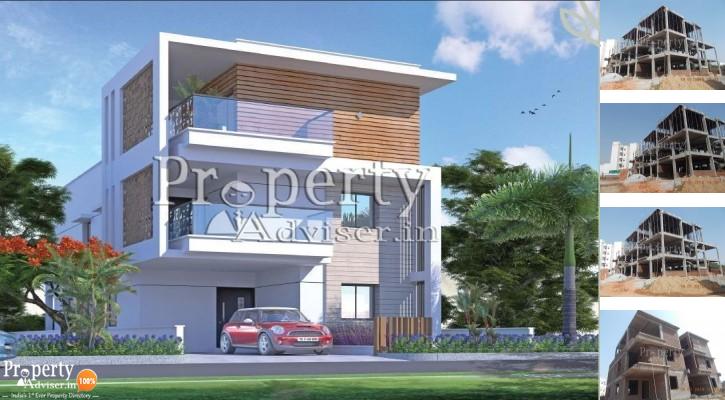 Homes for sale at Serene Ville in Narsingi - 2651